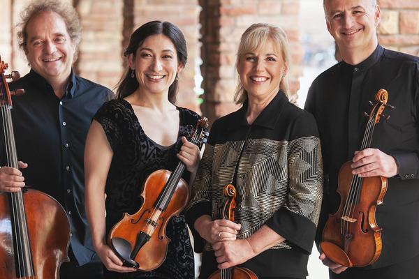 Quartet with violins