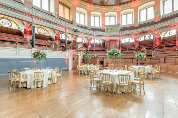 Weddings at Sheldonian Theatre